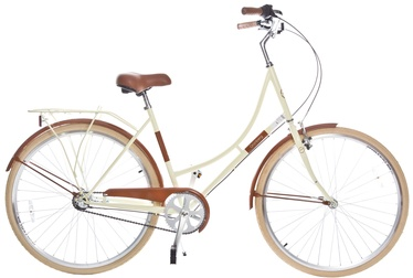 Dviratis Grunberg Holland 3 Speed 28 Cream Brown