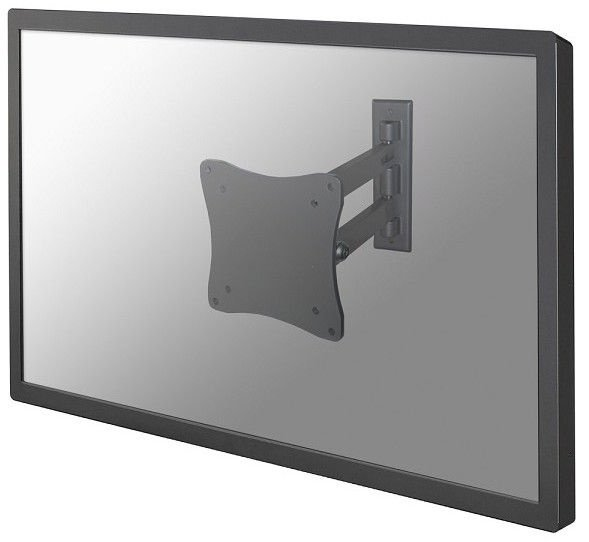 "Newstar FPMA-W820 Flat Screen Wall Mount 10-27"" Silver"