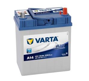 Akumuliatorius Varta BD A14, 40 Ah, 330 A, 12 V