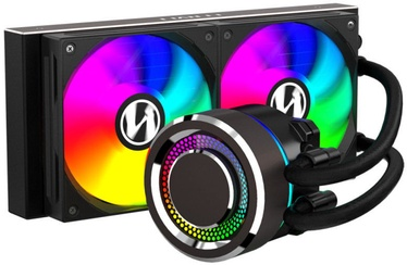 Lian Li Galahad 240mm RGB Black