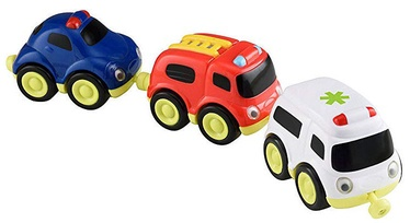 ELC Whizz World Emergency Vehicles Trio Set 130912/142667