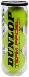 Dunlop Team Padel Tennis Ball 3pcs