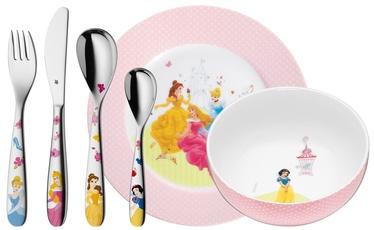 WMF Children's Cutlery Set 6-piece Disney Princess