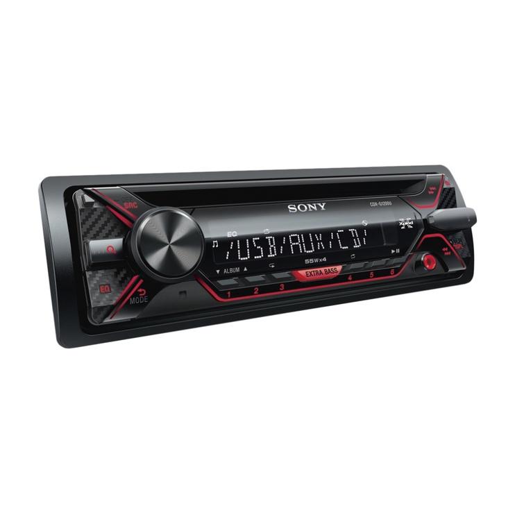 Automobilinė magnetola Sony CDXG1200U