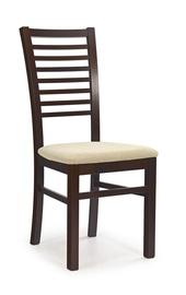 Svetainės kėdė Gerard 6, ruda