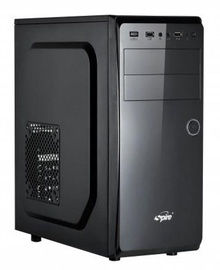 Spire PC Case Supreme 1615 PSU 420W SPT1615B-420W-E12-U3