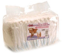 Record AssorbiPiu Diapers L 12pcs