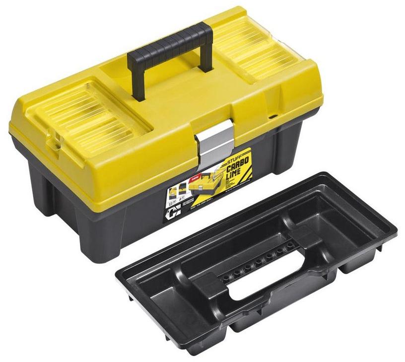 Коробка Patrol Tool Box Stuff Semi Profi 16 Carbo