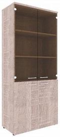 Skyland Office X-Ten XHC 85.2 Shelf 85.6х43.2х195.5cm Sonoma Oak