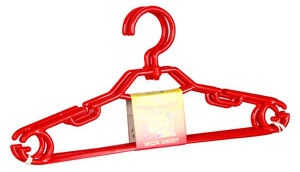 Verners Hangers 3pcs Red