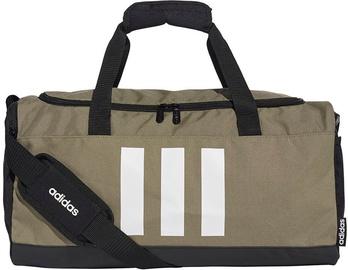 Adidas 3 Stripes Duffel Bag Small GE6146 Green