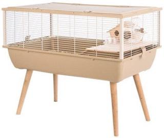 Клетка для грызунов Zolux Neo Nigha Rodent Cage Beige