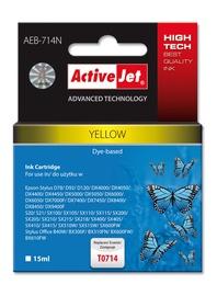 ActiveJet AEB-714 Cartridge 15ml Yellow