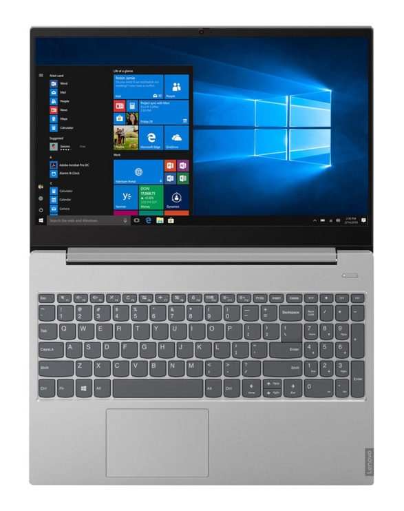 Lenovo Ideapad S340-15 Platinum Grey 81N800L5PB