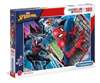 Puzle Clementoni SuperColor Marvel Spider-Man 29293, 180 gab.