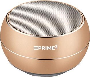 "Belaidė kolonėlė Prime3 ""Soul"" Bluetooth Speaker Gold"