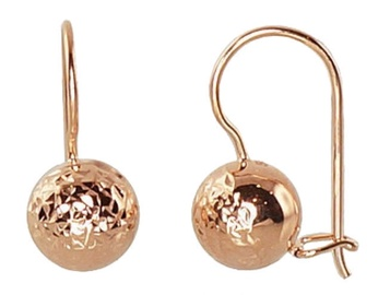 Diamond Sky Gold Earrings Molli VIII