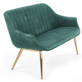 Halmar Elegance 2 XL Sofa Dark Green