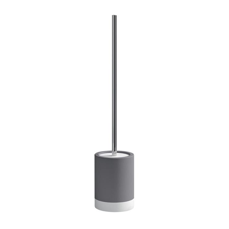 Gedy Toilet Brush Mizar NM33 Grey