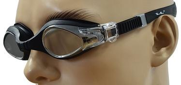 Crowell Swimming Goggles 8130 Mirror Black