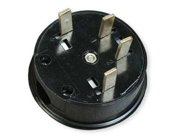 Pistik Liregus Plug EŠ25-001 4X25A 380V Black