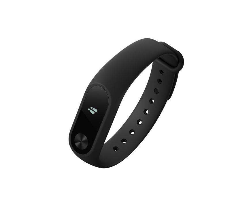 Xiaomi Mi Band 2 Fitness Tracker Black