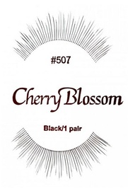 Cherry Blossom 100% Human Hair Eyelashes 507