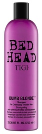 Tigi Bed Head Dumb Blonde Shampoo 750ml Without Pump