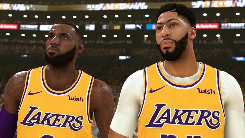 NBA 2K20 - Digital Download SWITCH