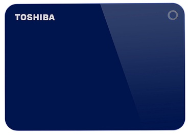 "Toshiba Canvio Advance 2.5"" 2TB USB 3.0 Blue"