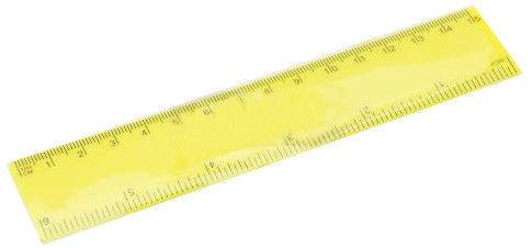 Avatar Ruler 15cm Yellow