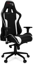 Pro-Gamer Maveric 2.0 Gaming Chair Black/White