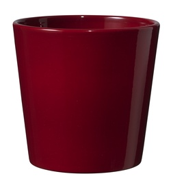 Вазон Soendgen Keramik Dallas Style 1010035, красный