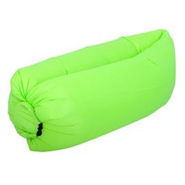 Täispuhutav madrats RoGer Air-Filled Pouf, roheline, 2300x700 mm