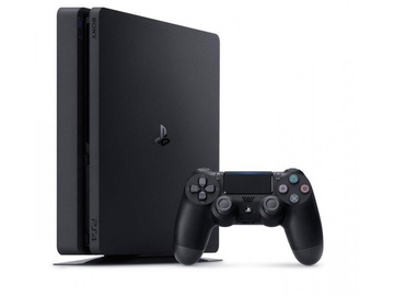 Sony PlayStation 4 (PS4) Slim 500GB Black + 3x Gra PlayLink PL