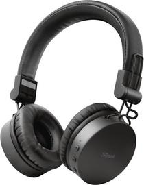 Ausinės Trust Tones On-Ear Bluetooth Black