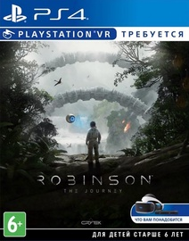 Robinson: The Journey Russian Import VR PS4