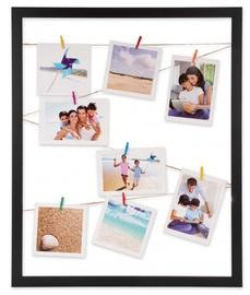 Фоторамка Victoria Collection Milano Polaroid Photo Frame 40x50cm Black