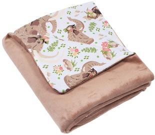 Mamandu Minky Blanket Mammoth 75x100cm