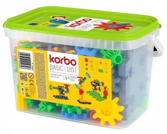 Korbo Basic Blocks 120pcs R1404
