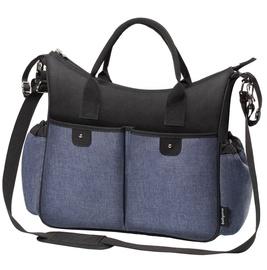 BabyOno So City Smart Mother Bag Blue/Black