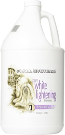 #1 All Systems Pure White Lightening Shampoo Gallon 3.78l