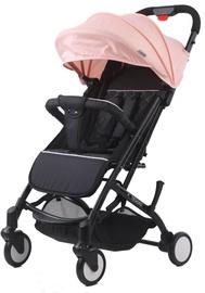 Sportinis vežimėlis Tesoro A8 Oxford Black/Lotus Pink