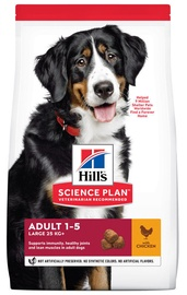Hill's Science Plan Large Breed Adult Dog Food w/ Chicken 14kg