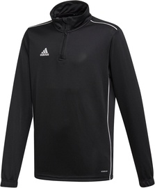 Adidas Core 18 Training Top JR CE9028 Black 116cm