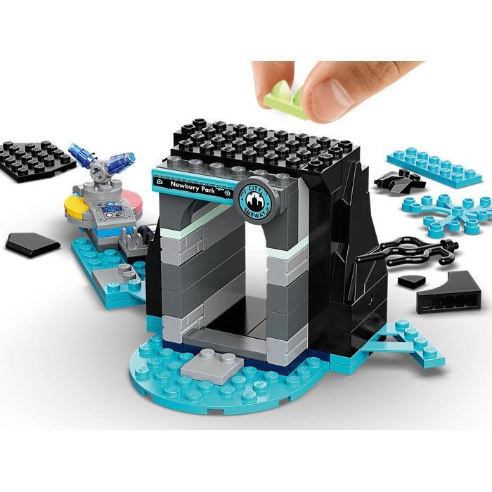 Конструктор LEGO Hidden Side Welcome to the Hidden Side 70427 70427, 189 шт.