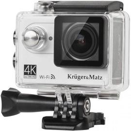 Kruger&Matz 4K Sport Camera Silver