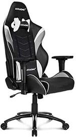 Spēļu krēsls AKRacing Core LX Plus White