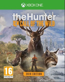 Xbox One spēle The Hunter - Call of the Wild 2019 Edition Xbox One