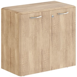 Skyland Dioni Office Cabinet With Lock DLC 85.1 Sonoma Oak 892х470х815